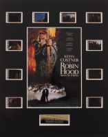 """Robin Hood: Prince of Thieves"" LE 8x10 Custom Matted Original Film / Movie Cell Display at PristineAuction.com"