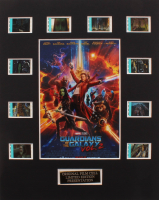 """Guardians of the Galaxy Vol. 2"" LE 8x10 Custom Matted Original Film / Movie Cell Display at PristineAuction.com"