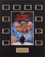 """The Muppet Christmas Carol"" LE 8x10 Custom Matted Original Film / Movie Cell Display at PristineAuction.com"