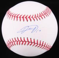 Yuli Gurriel Signed OML Baseball (JSA COA) at PristineAuction.com