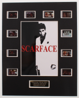 """Scarface"" LE 8x10 Custom Matted Original Film / Movie Cell Display at PristineAuction.com"