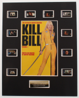 """Kill Bill: Volume 1"" LE 8x10 Custom Matted Original Film / Movie Cell Display at PristineAuction.com"