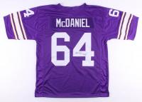 Randall McDaniel Signed Jersey (JSA COA) at PristineAuction.com