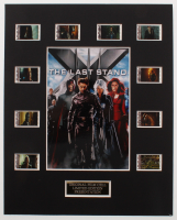 """X-Men: The Last Stand"" LE 8x10 Custom Matted Original Film / Movie Cell Display at PristineAuction.com"