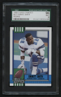 1990 Topps Traded #27T Emmitt Smith RC (SGC 9) at PristineAuction.com