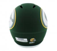 Brett Favre Signed Packers Full-Size AMP Alternate Speed Helmet (Radtke COA) at PristineAuction.com
