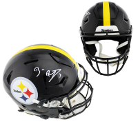 Ben Roethlisberger Signed Pittsburgh Steelers Full-Size Authentic On-Field SpeedFlex Helmet (Beckett COA) at PristineAuction.com
