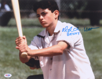 "Mike Vitar Signed ""The Sandlot"" 11x14 Photo Inscribed ""Benny"" (PSA Hologram) at PristineAuction.com"