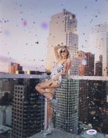 Cara Delevingne Signed 11x14 Photo (PSA COA) at PristineAuction.com