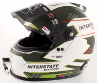 Kyle Busch Signed NASCAR Interstate Batteries Full-Size Helmet (PA COA) at PristineAuction.com