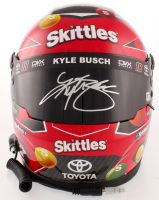 Kyle Busch Signed NASCAR Skittles Full-Size Helmet (PA COA) at PristineAuction.com