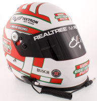 Kevin Harvick Signed NASCAR Hunt Brothers Pizza Full-Size Helmet (PA COA) at PristineAuction.com