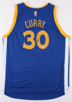 Stephen Curry Signed Golden State Warriors Jersey (PSA COA) at PristineAuction.com