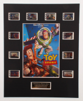 """Toy Story"" LE 8x10 Custom Matted Original Film / Movie Cell Display at PristineAuction.com"