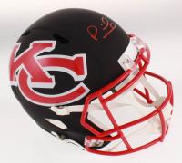 Patrick Mahomes Signed Chicago Bears Full-Size AMP Alternate Speed Helmet (JSA COA) at PristineAuction.com