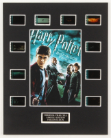 """Harry Potter and the Half-Blood Prince"" LE 8x10 Custom Matted Original Film / Movie Cell Display at PristineAuction.com"