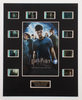 """Harry Potter and the Order of the Phoenix"" LE 8x10 Custom Matted Original Film / Movie Cell Display at PristineAuction.com"