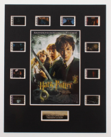 """Harry Potter and the Chamber of Secrets"" LE 8x10 Custom Matted Original Film / Movie Cell Display at PristineAuction.com"