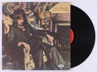 "Rod Stewart Signed ""Never a Dull Moment"" Vinyl Record Album (PSA COA) at PristineAuction.com"