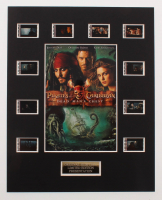 """""""Pirates of the Caribbean:  Dead Man's Chest"""" Limited Edition Original Film/Movie Cell Display at PristineAuction.com"""