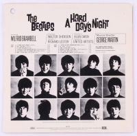 "Paul McCartney Signed The Beatles ""A Hard Day's Night"" Vinyl Record Album (PSA LOA) at PristineAuction.com"