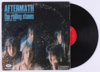 "Keith Richards Signed The Rolling Stones ""Aftermath"" Vinyl Record Album (PSA LOA) at PristineAuction.com"