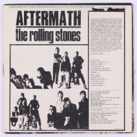 """Keith Richards Signed The Rolling Stones """"Aftermath"""" Vinyl Record Album (PSA LOA) at PristineAuction.com"""