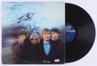"Keith Richards Signed The Rolling Stones ""Between the Buttons"" Vinyl Record Album (PSA LOA) at PristineAuction.com"