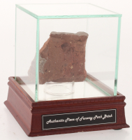 Authentic Fenway Park Brick with High Quality Display Case (Steiner COA) at PristineAuction.com