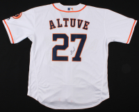 Jose Altuve Signed Jersey (PSA COA) at PristineAuction.com