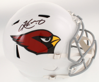 Kyler Murray Signed Arizona Cardinals Full-Size Speed Helmet (Beckett COA) at PristineAuction.com
