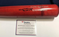 Juan Soto Signed Old Hickory Player Model Baseball Bat (MLB Hologram & Fanatics Hologram) at PristineAuction.com