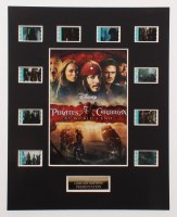 """Pirates of the Caribbean: At World's End"" Limited Edition Original Film / Movie Cell Display at PristineAuction.com"