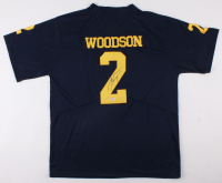 Charles Woodson Signed Michigan Wolverines Jersey (PSA COA) at PristineAuction.com