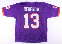 Hunter Renfrow Signed Jersey (Beckett Hologram) at PristineAuction.com