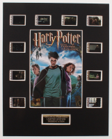 """""""Harry Potter & the Prisoner of Azkaban"""" LE 8x10 Custom Matted Original Film / Movie Cell Display at PristineAuction.com"""