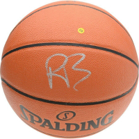 RJ Barrett Signed Spalding Basketball (Fanatics Hologram) at PristineAuction.com
