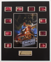"""Star Wars: Episode V – The Empire Strikes Back"" LE 8x10 Custom Matted Original Film / Movie Cell Display at PristineAuction.com"