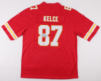 Travis Kelce Signed Jersey (PSA COA) at PristineAuction.com