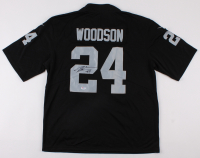 Charles Woodson Signed Jersey (PSA COA) at PristineAuction.com
