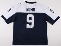 Tony Romo Signed Dallas Cowboys Jersey (PSA COA) at PristineAuction.com