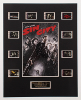 """Sin City"" LE 8x10 Custom Matted Original Film / Movie Cell Display at PristineAuction.com"