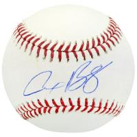 Alex Bregman Signed OML Baseball (MLB Hologram & Fanatics Hologram) at PristineAuction.com