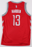 James Harden Signed Houston Rockets Jersey (PSA COA) at PristineAuction.com