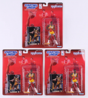 Lot of (3) Kobe Bryant 1998 Starting Lineup Action Figures at PristineAuction.com