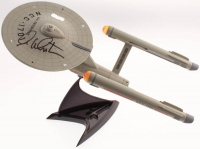 "William Shatner Signed ""Star Trek"" U.S.S. Starship Enterprise NCC-1701 (Radtke COA) at PristineAuction.com"