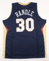 Julius Randle Signed Jersey (Beckett COA) at PristineAuction.com