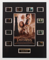"""The Lord of the Rings: The Two Towers"" 8x10 Custom Matted Original Film Cell Display at PristineAuction.com"