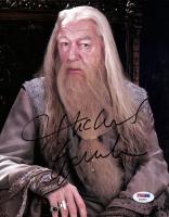 "Michael Gambon Signed ""Harry Potter"" 8x10 Photo (PSA COA) at PristineAuction.com"