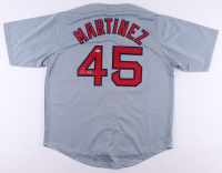 Pedro Martinez Signed Jersey (Beckett COA) at PristineAuction.com